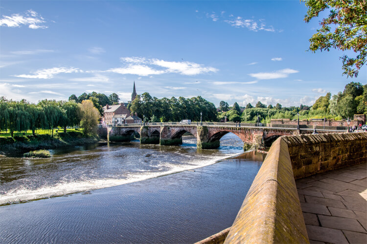 The Canine guide to Chester