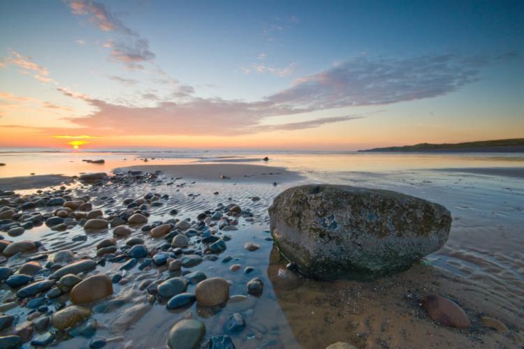 Silecroft Beach Cumbria