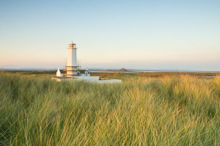 Walney Island Beach Cumbria