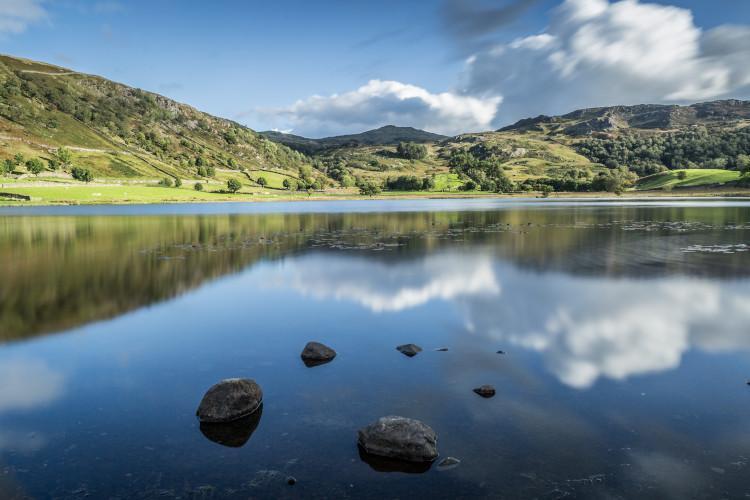 Watendlath Valley Lake District