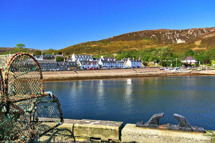 Ullapool cottages