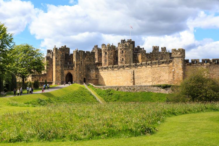 Alnwick Castle Holiday