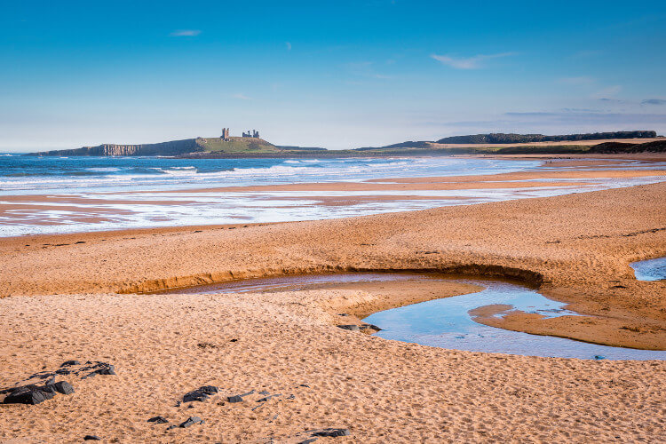 Embleton - pretty Northumberland village