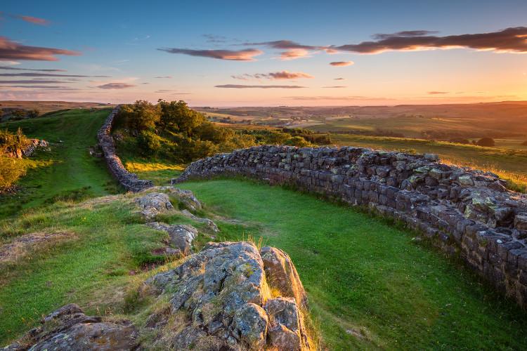 Enjoy a family holiday to Northumberland