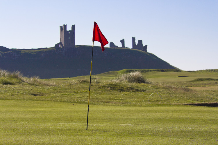 Golf in Northumberland