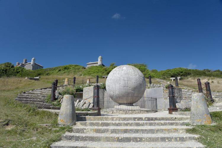 George Burt's Great Globe