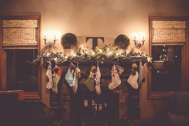 Stockings for Santa