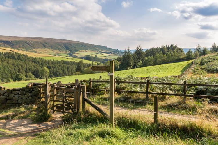 Discover Yorkshire's Cleveland Way