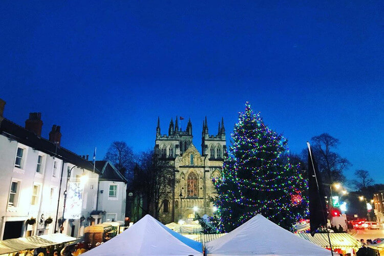 Selby Christmas Market