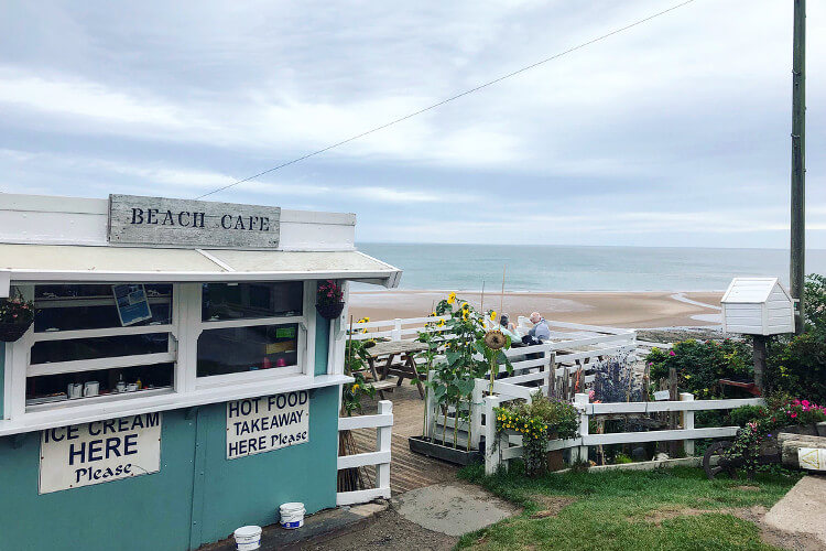 Beach Cafe Filey