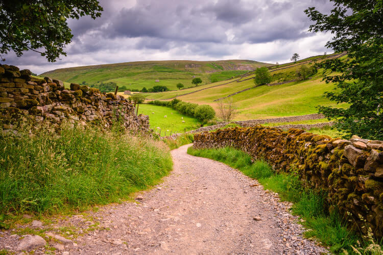 Stay in a holiday cottage in Swaledale