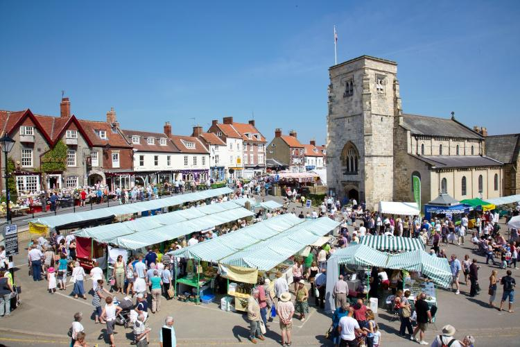 Malton is known as Yorkshire's Food Capital