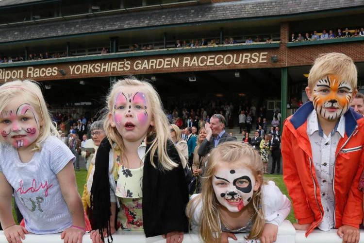 Easter at Ripon racecouse