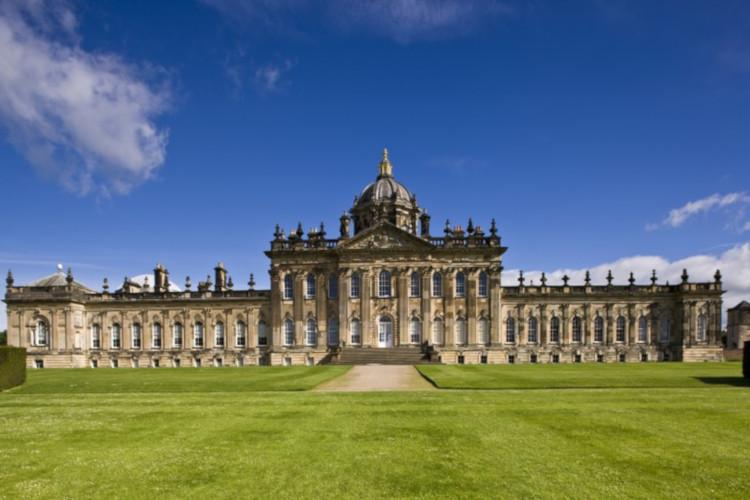 Castle Howard in Yorkshire