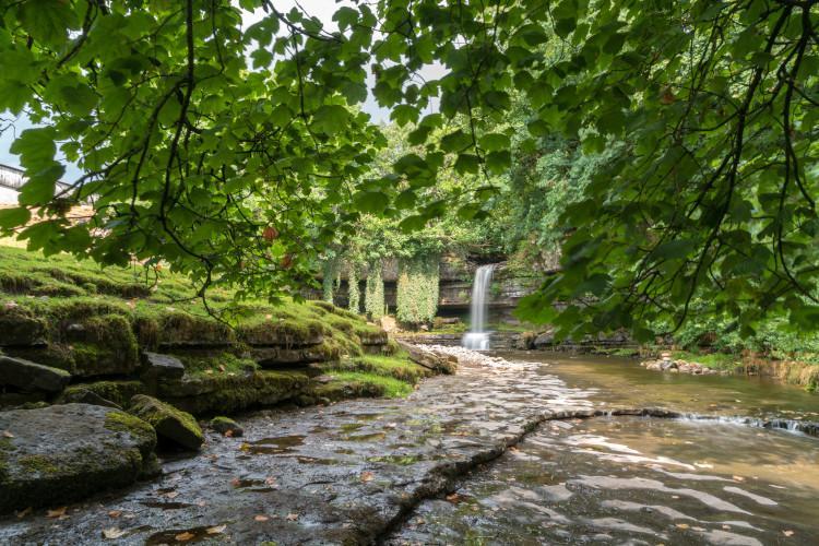 Askrigg Falls