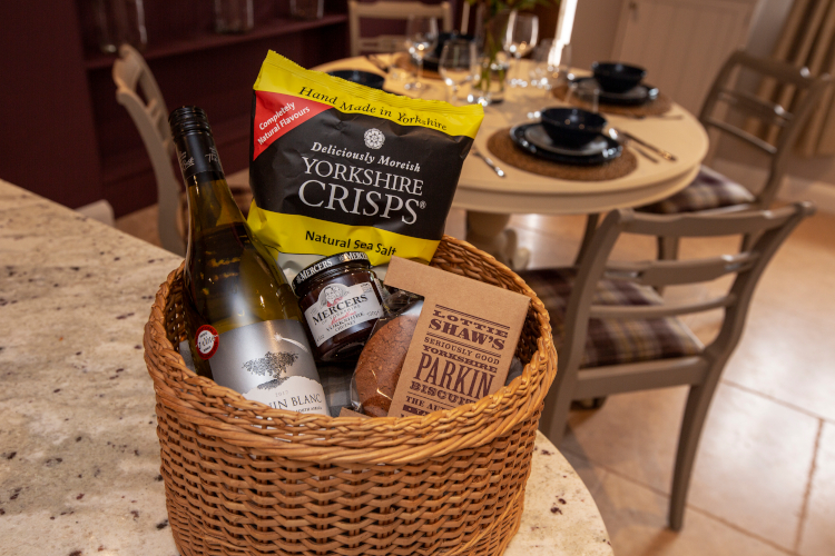 welcome hamper