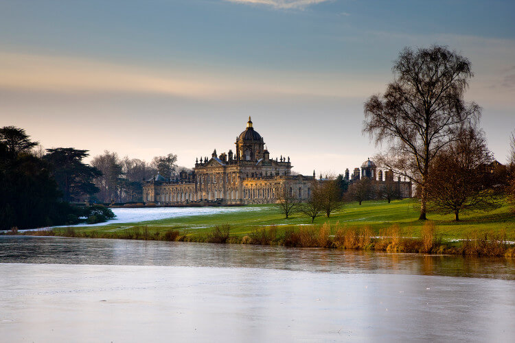 Castle Howard Yorkshire Chauffeur Company