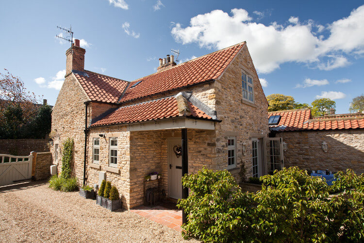 Yorkshire luxury cottage