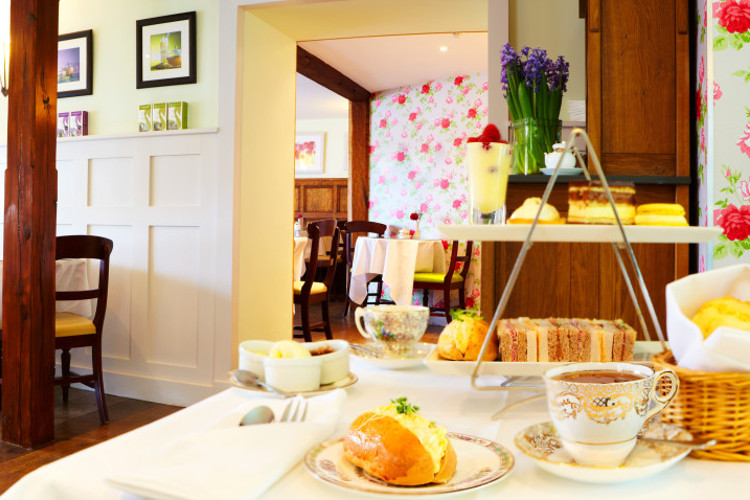 Yorkshire's Top 10 Tea Rooms from Gorgeous Cottages