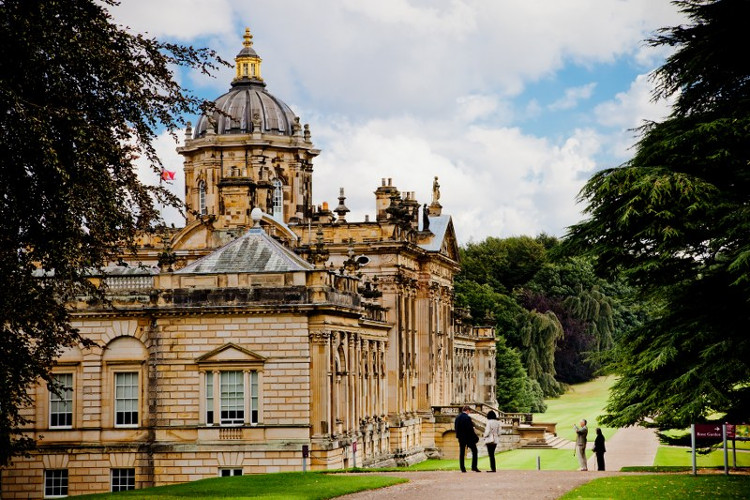Castle Howard architecture