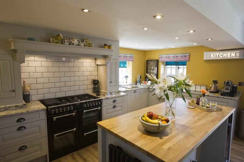 Add the finishing touches to your holiday cottages