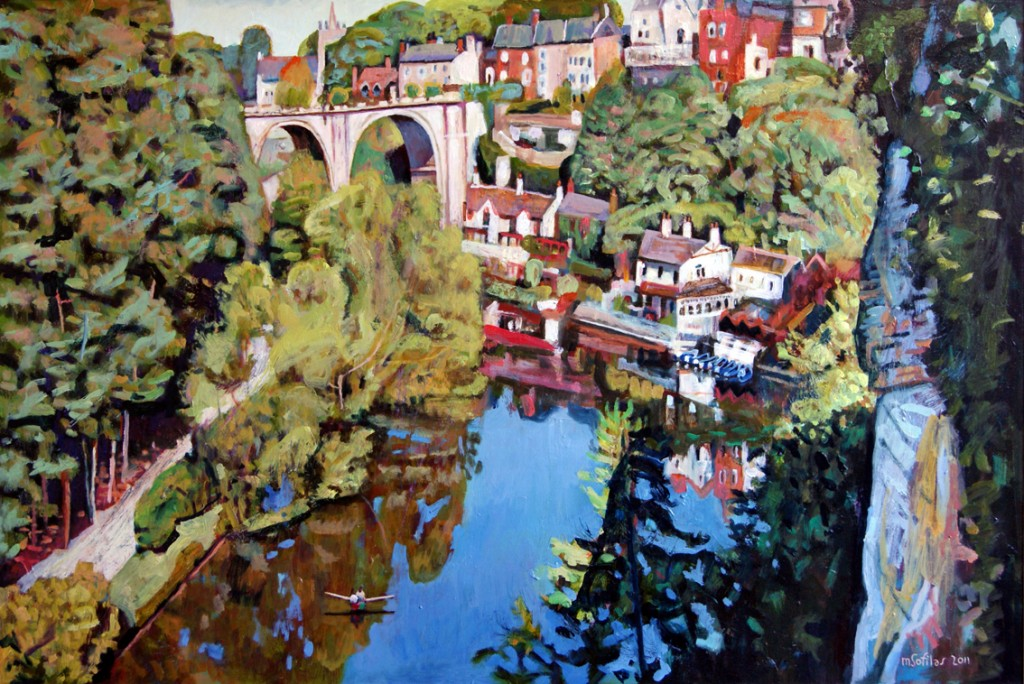 Another sunny day - Knaresborough revisited- Mark Sofilas