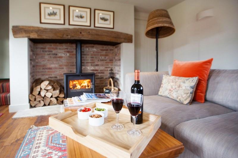 Romantic Holiday Cottage near York