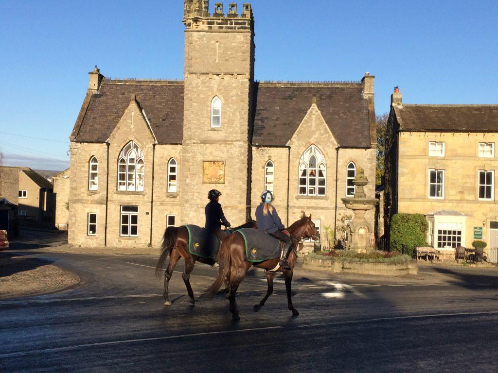 Middleham horse racing