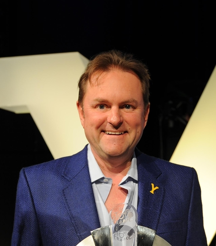 Welcome to Yorkshire's Gary Verity