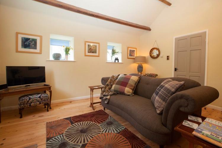 Granary Cottage interior
