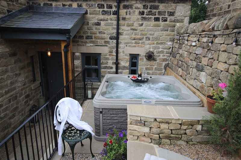 Hot Tubs are always popular in holiday cottages