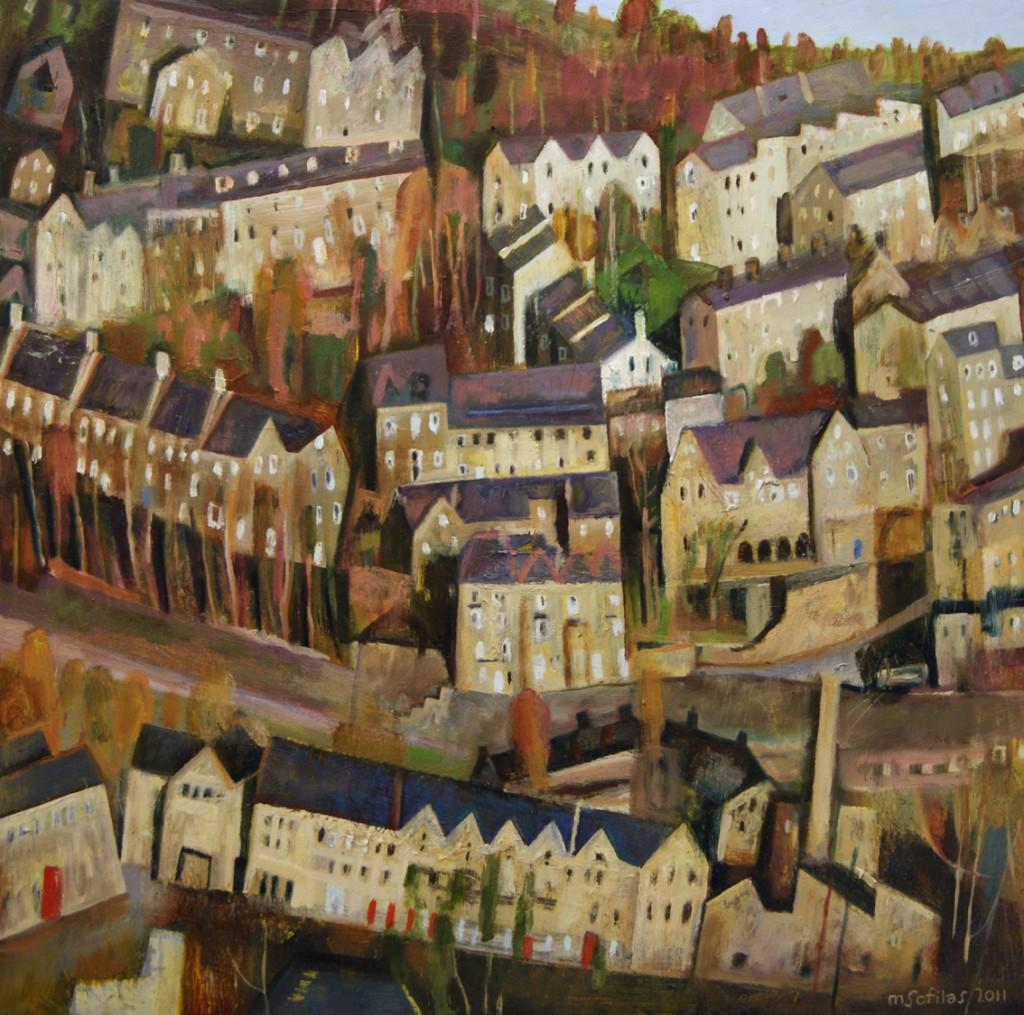 Hebden Bridge - Mark Sofilas