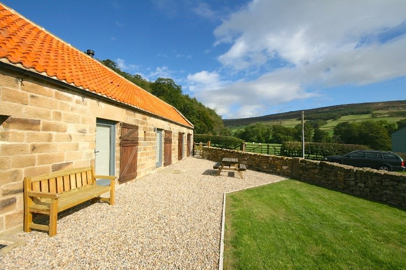 Barn conversions are popular holiday homes