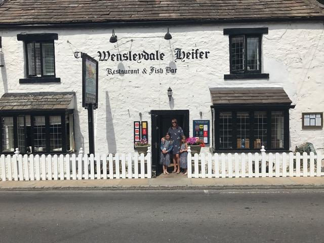 The Wensleydale Heifer