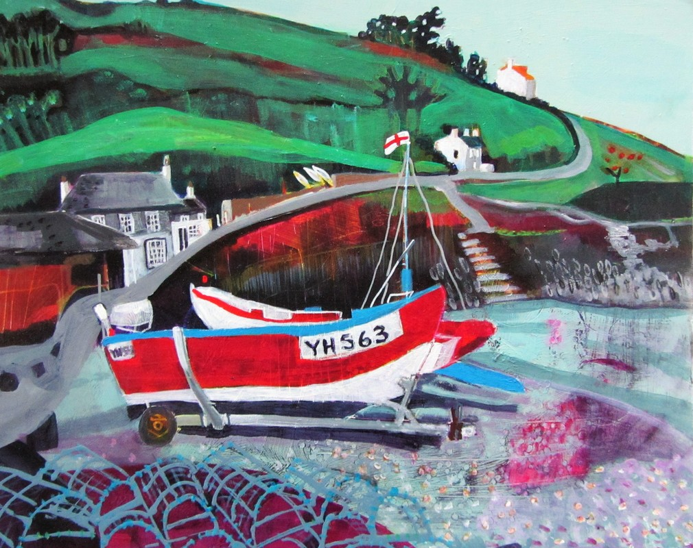 Yorkshire Artists - Colleen Vaux