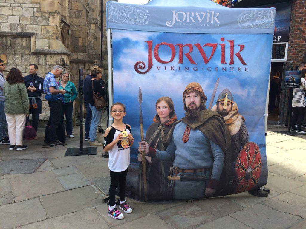 Jorvik Viking Centre, York