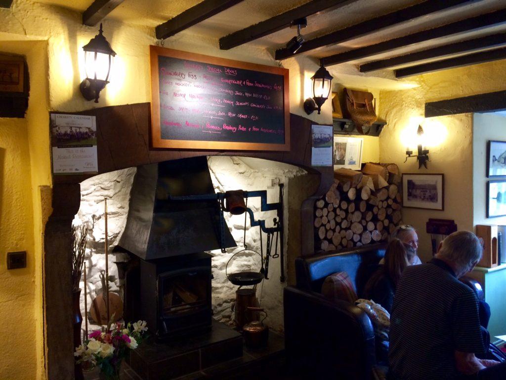 Wensleydale Heifer Lounge