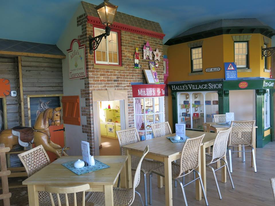 Child-friendly Yorkshire Cafes