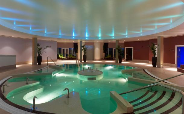 Top 10 Yorkshire Spas