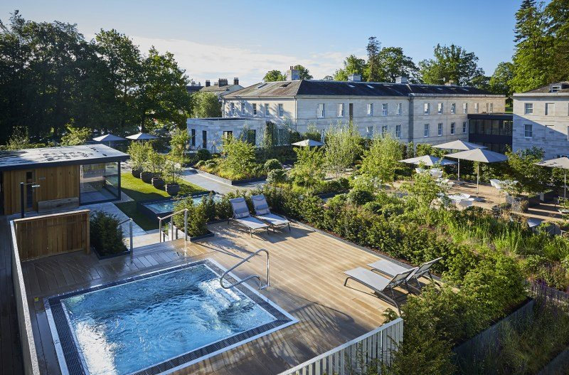 Rudding Park Rooftop Spa, Yorkshire Spas