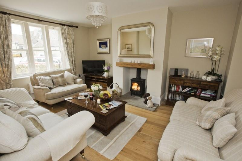 Rose Cottage has a prime spot in Helmsley