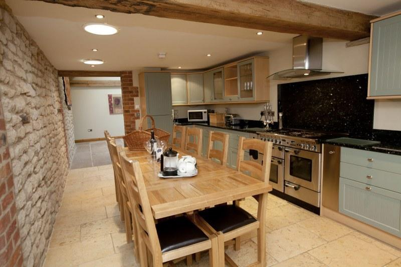 The Hay Barn is a holiday cottage near Helmsley