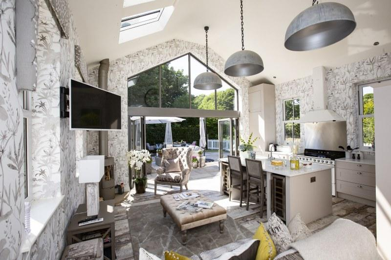 Luxury Yorkshire Holiday Home with a Hot tub
