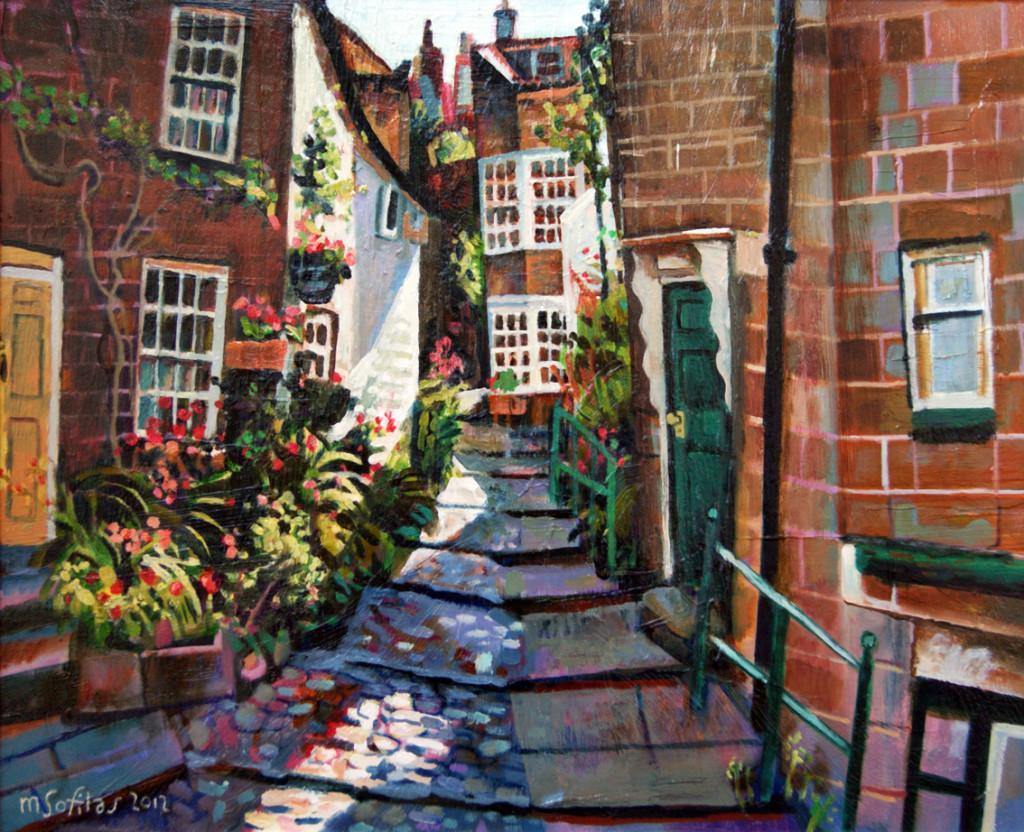 Sunny side of the Street - Mark Sofilas