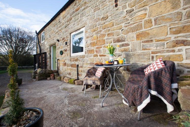 Swallow Cottage exterior