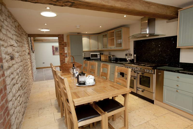 The Hay Barn - a 4-bedroom luxury holiday cottage in the North York Moors