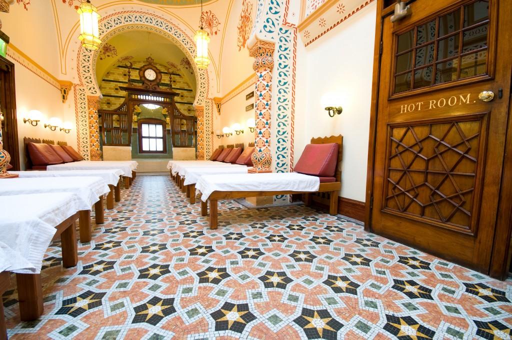 Turkish Baths - Harrogate