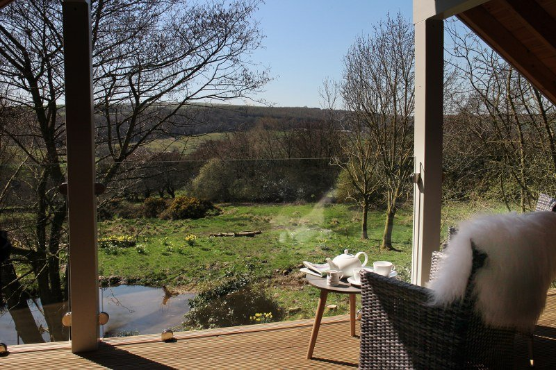 Stunning views of Nidderdale from this 5-star holiday cottage