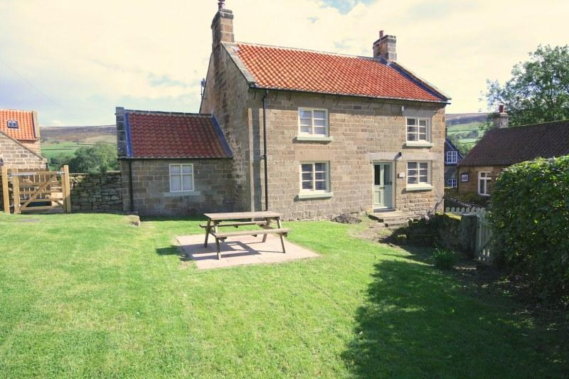 This large holiday cottage in the North York Moors is perfect for families