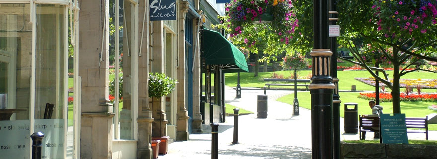 Take a look at the Top 10 things to do in Harrogate